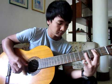 Full House OST - Un Myung (Guitar Cover) - Ilmam Mukhlis