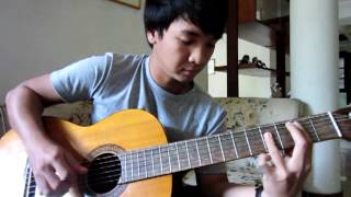 Full House OST - Un Myung (Guitar Cover) - Ilmam Mukhlis