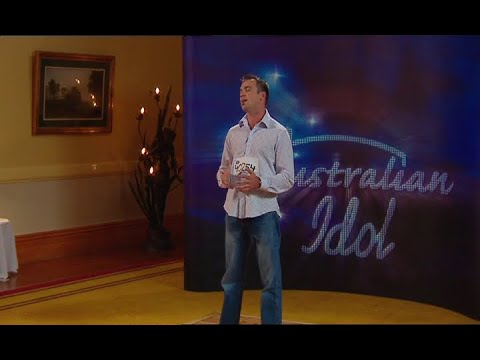 Shannon Noll - Hold Me In Your Arms (Australian Idol Audition)
