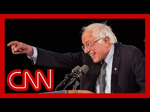 Bernie Sanders takes the lead in new national poll