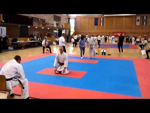 XX.Rehab Gála Ashihara Karate Papp Ádám VS Varga Géza