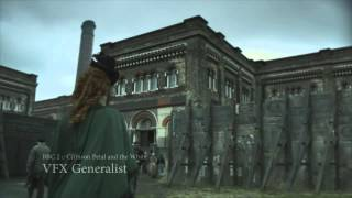 VFX Supervision and Generalist Compilation - 2012