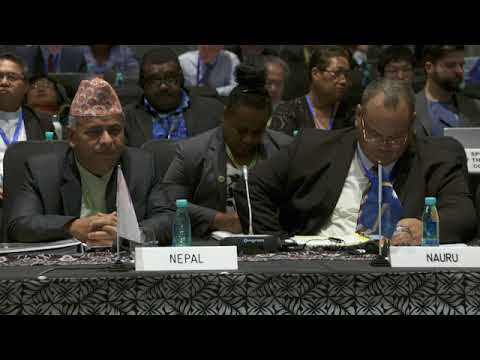 34th FAO Regional Conference for Asia and the Pacific, Nadi, Fiji
