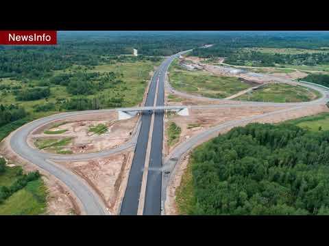 Участок трассы М-11 в обход Твери начнут строить в этом году [НОВОСТИ]