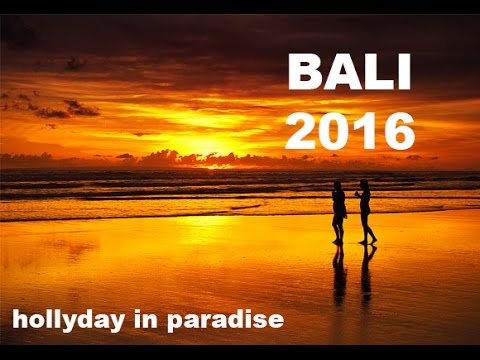 BALI 2016 hollydays in paradise Marriott The Stones Hotel Autograph Collection