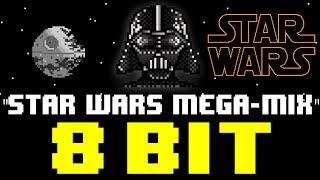 Star Wars MEGA-MIX (8 Bit Cover Compilation) [Tribute to Star Wars] - 8 Bit Universe