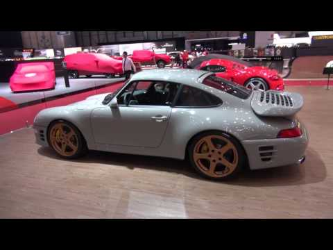 Ruf 993 Turbo R Limited get your 993 BRAND...