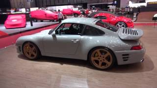 Ruf 993 Turbo R Limited get your 993 BRAND NEW