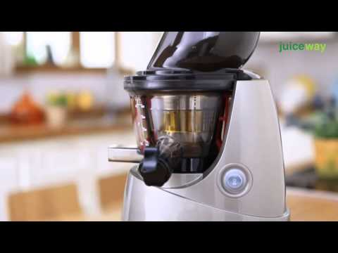 Juicers Review - Kuvings B6000 Cold Press  | Juiceway