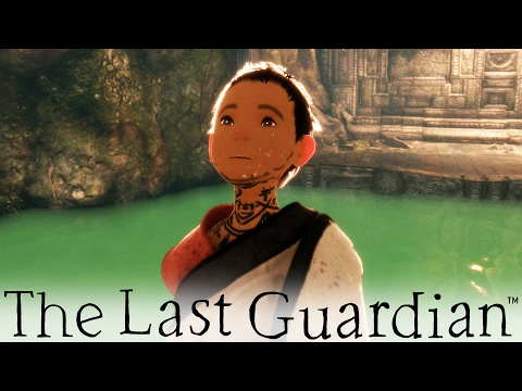The Last Guardian -  Soggy And Stuck (13)