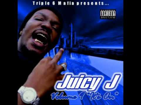 Juicy J - Volume 9mm It's On