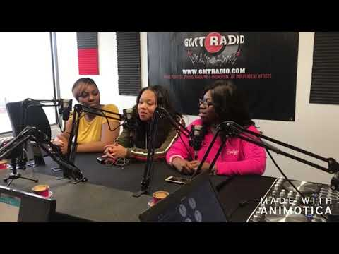 Part Of Funny Interview W/ 713 S.A.D Girls On GMT Radio
