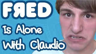 Fred is Left Alone With Claudio