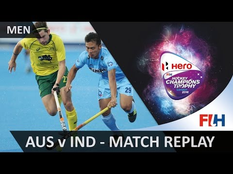 HCT  DAY 6   AUS v IND - MATCH REPLAY