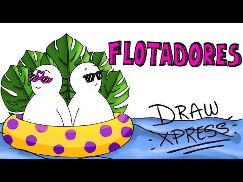 Download Youtube: FLOTADORES PARA EL VERANO🌊☀️👙🍉🦄🍕🍩   DrawXpress