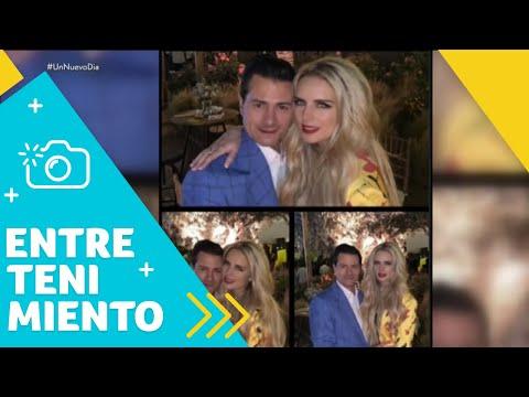 Tania Ruiz declara todo su amor por Enrique Peña Nieto   Un Nuevo Día   Telemundo