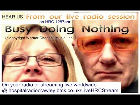 Busy Doing Nothing - from live radio session