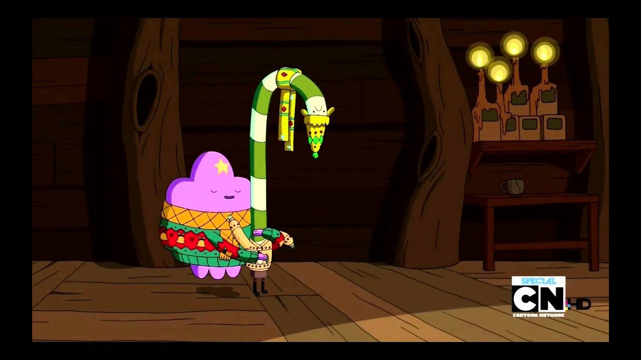 Adventure Time - Holly Jolly Secrets - YouTube