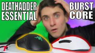 Razer DeathAdder Essential vs Roccat Burst Core - The BEST Budget Mouse Is...