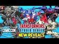 NEW Transformers Studio Series, Jetwing Optimus, DOTM Megatron & Bonecrusher