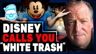 Disney Calls Viewers White Christian Trash & Rejects Well Written Scripts For Woke Garbage?