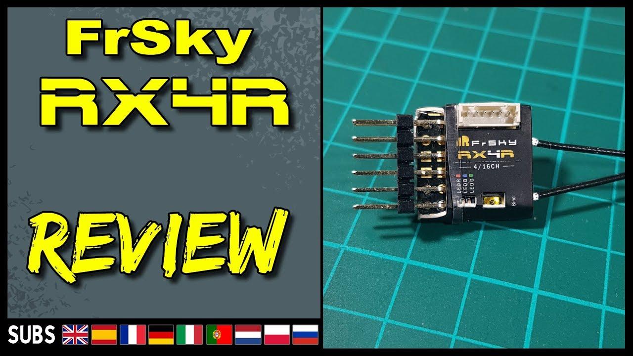 Frsky RX4R - Bind & Failsafe by Mirko FPV