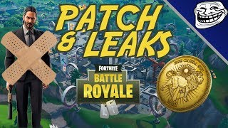 Fortnite Patch: New Tactical AR, P90 Vaulted, Drum Gun Nerf, John Wick Mode, Leaked Fortbytes