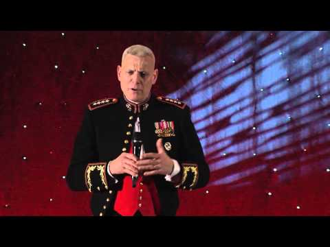 "General John M. Paxton Jr. Speaks at 2015 ""If Not Me Then Who..."" Gala"
