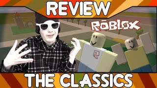 The Classics: Do They Still Hold Up? [ROBLOX Game Review]
