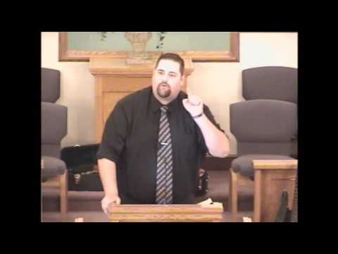 Bro Andrew Cordell, There's room in Heaven for everyone