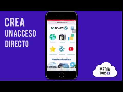¿Cómo crear el acceso directo en tu iPhone?