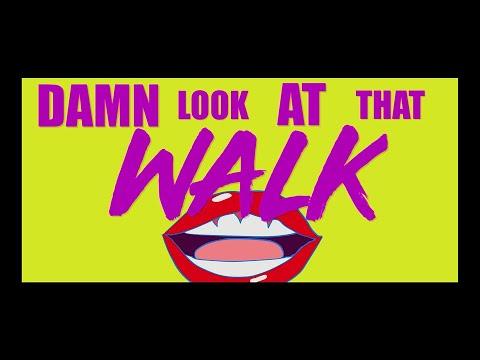 Zaena x Jason Maek - Look At That Walk (Official Music Video)