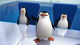 Penguins of Madagascar Official Trailer 2 2014 Benedict Cumberbatch Movie HD