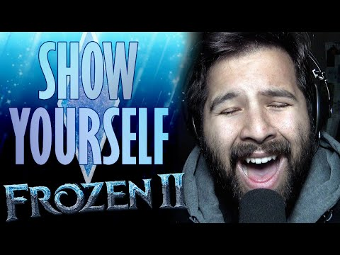 Show Yourself - Male Vocal Cover - Frozen 2 (Disney Soundtrack)
