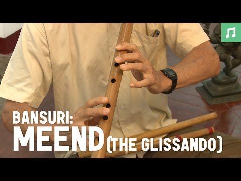 Meend - glissando (ornamentation) | Bansuri