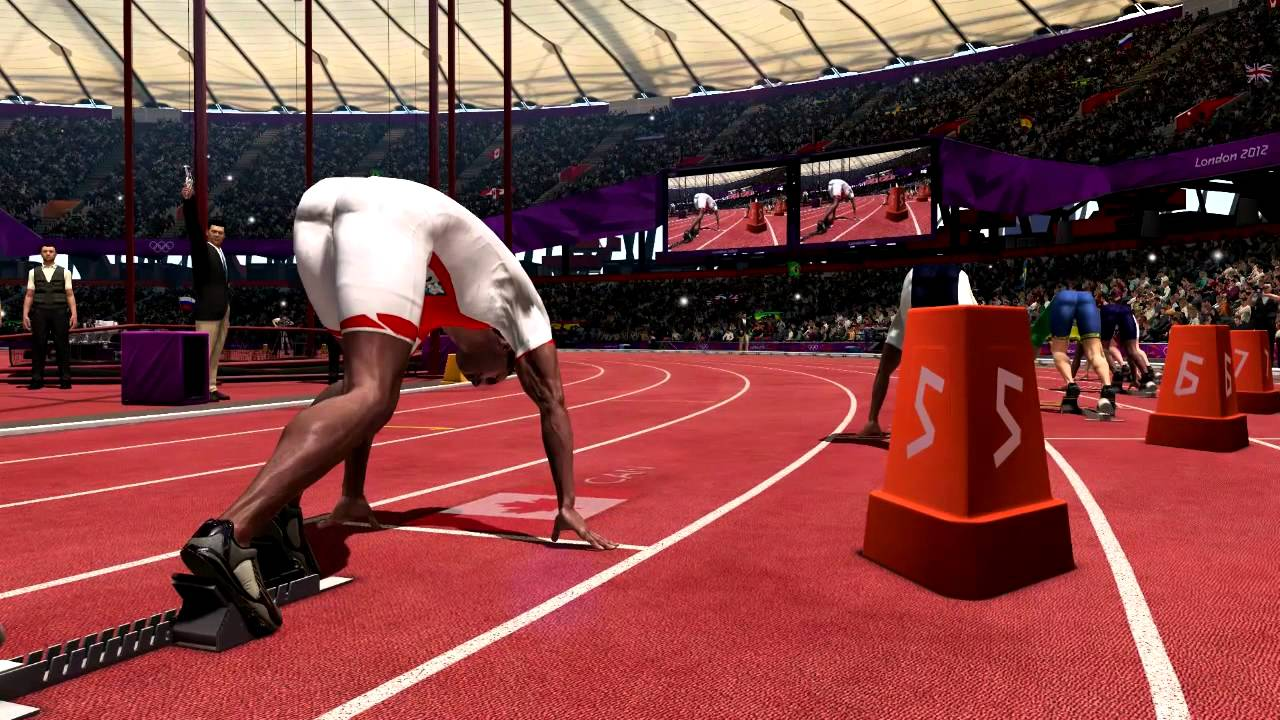 Let S Look At London 2012 The Official Video Game Of