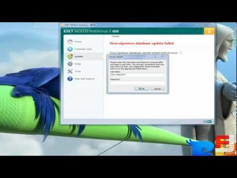 Descargar E instalar ESET.NOD32.Antivirus.v5.0.84.RC.x86.x64.Final.Incl.Key.By.JheanFranco