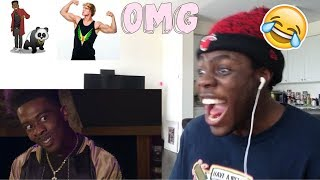 DESIIGNER AND I ARE, LIKE, THE BEST SONG WRITERS EVER! by TheOfficialLoganPaul REACTION!!!