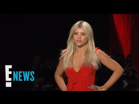 Why Sofia Richie Fears Walking in NYFW | Celebrity Sit Down | E! News