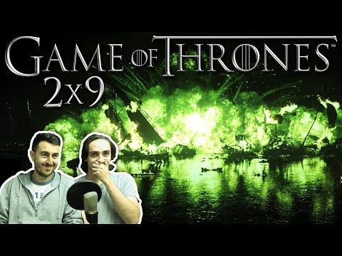 "Game of Thrones Season 2 Episode 9 REACTION! ""Blackwater"""