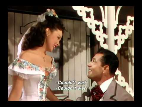 ''Make Believe'' Till The Clouds Roll By  Kathryn Grayson, Tony Martin HD