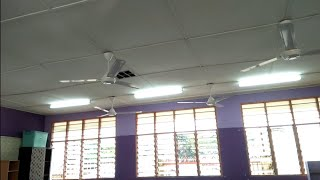 """7 56"""" KDK industrial ceiling fan"""