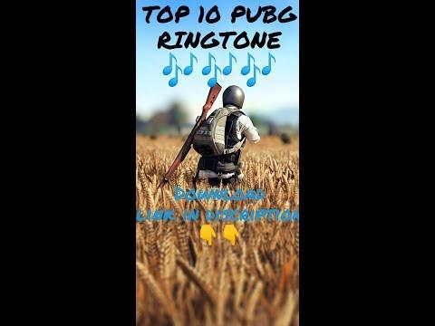 TOP 10 PUBG RINGTONE Dynamo Patt Se Head Shot I Got Supplies Pubglover Song Enemies Ahead