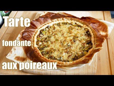 tarte-aux-poireaux-facile-pour-fin-de-mois-💶-✅