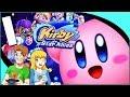 Kirby Star Allies: Wallkthrough Part 1 Return to Dreamland (Nintendo Switch)