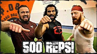 Celtic Warrior Workouts: Ep.008 500 Reps with Jinder Mahal & Drew McIntyre... thumbnail