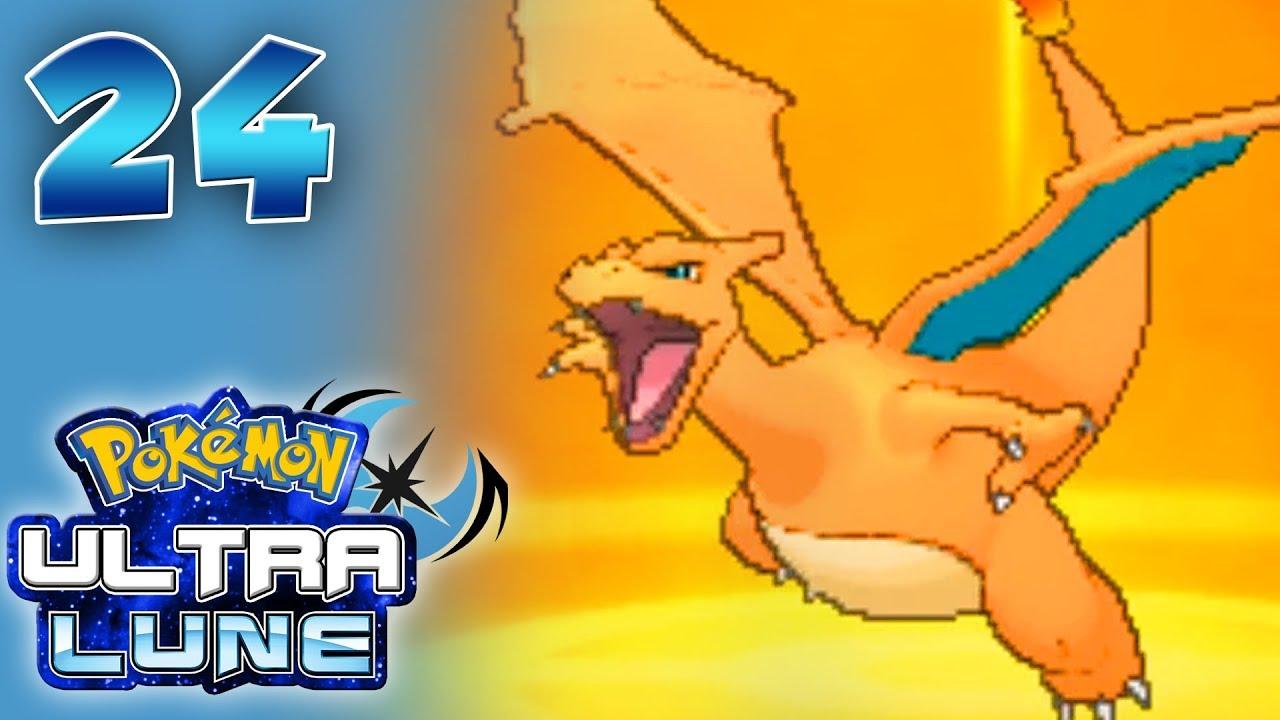 Dracaufeu Bienvenue Pokémon Ultra Lune 24