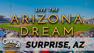 Living in Surprise, AZ - Real Estate and Homes by Century 21 Northwest