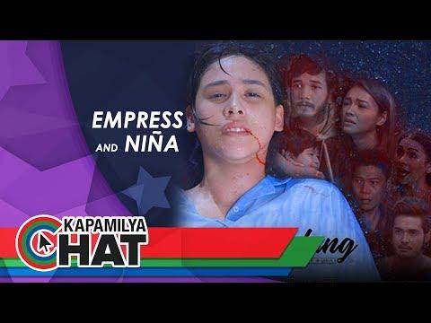 Kapamilya Chat with Empress and Nina for Ipaglaban Mo: Pagkukulang