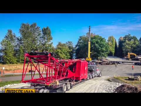 Service Heavy Haul 2014 Year End video.